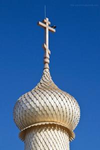 купол в г.Свияжск
