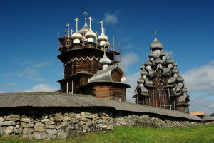 Church-on-the-Kizhi-Island-©Eloquent-Light